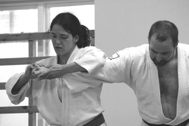 Instructor, Bistra Masseva Sensei.