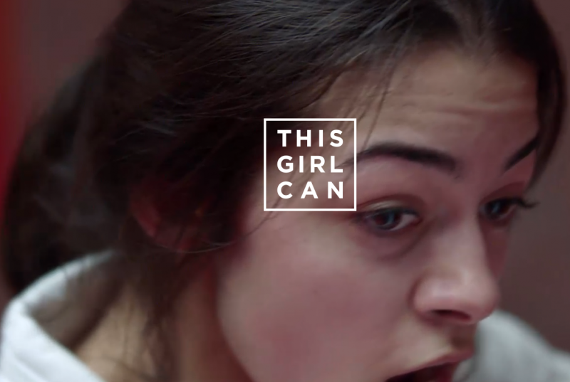 #thisgirlcan and so can you!